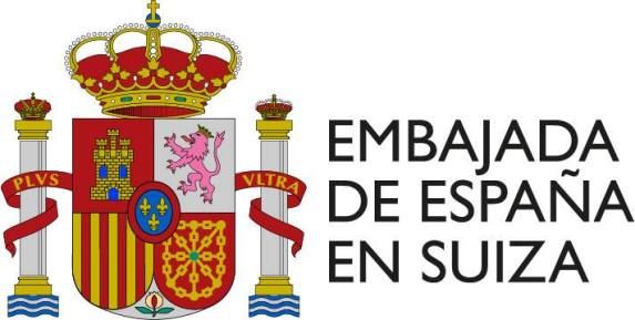 Logo Embajada España