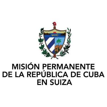 Logo Misión Cuba